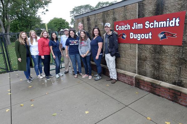 2019 Jim Schmidt Dedication