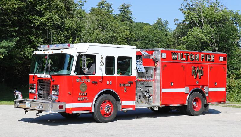 Engine 2   2007 Spartan / Valley   1500 / 1000