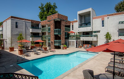 355 Los Robles Ave Unit 103 Staged