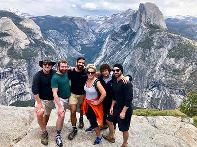 Yosemite Day Hikes: May 31-Jun 2, 2019