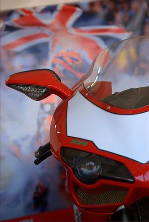 Laguna Seca Superbike Concorso and Ducati Island 2008