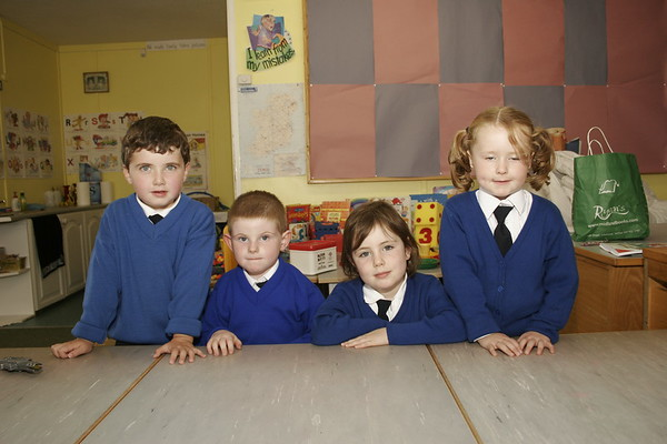 Ballinagar new pupils