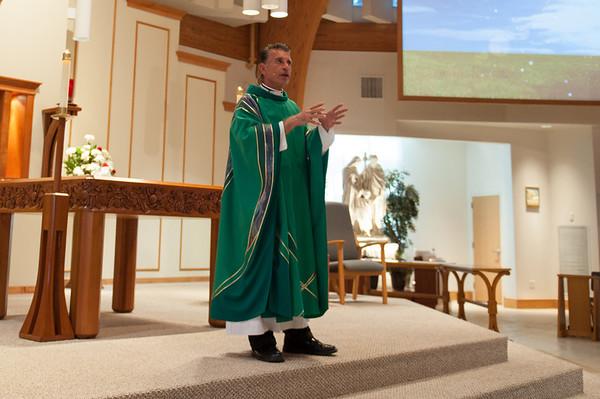 Fr. Charles Farewell Weekend