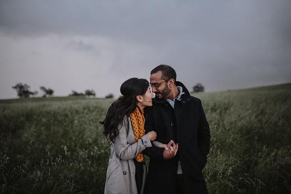 Abi + Rishi | Engagement