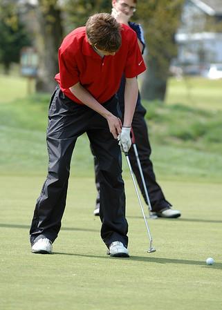 MTHS Boys JV Golf