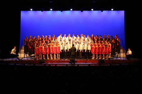 2016-2017 CG Choir Shows
