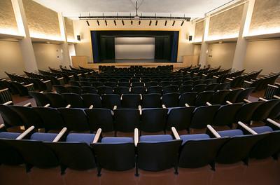 Lino Belli Notre Dame Theater 11-8-12