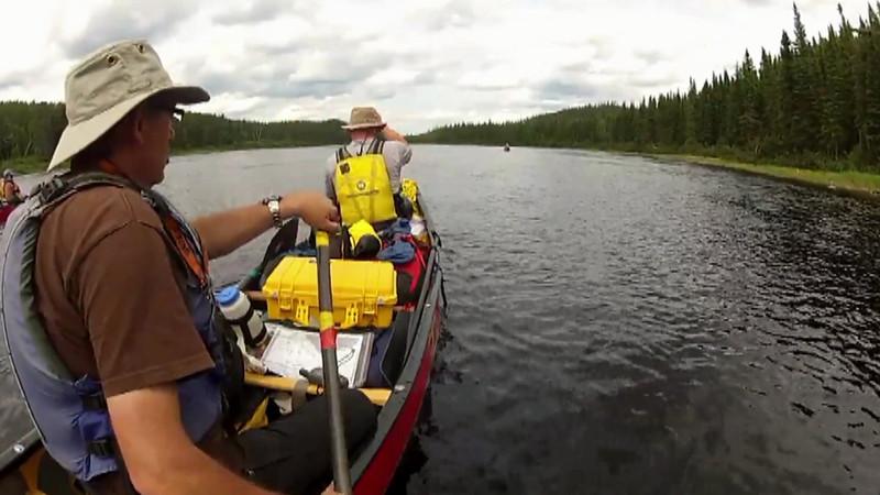 Ashuapmushuan River - Northern Quebec