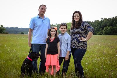 Chapman Family 2015