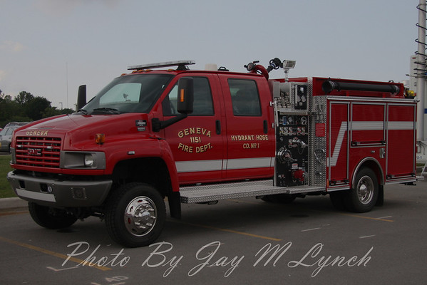 Geneva Fire Department