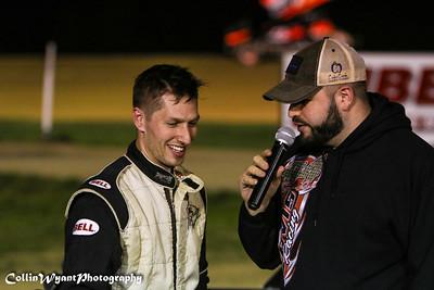 Woodhull Raceway - May 11, 2019 - Collin Wyant