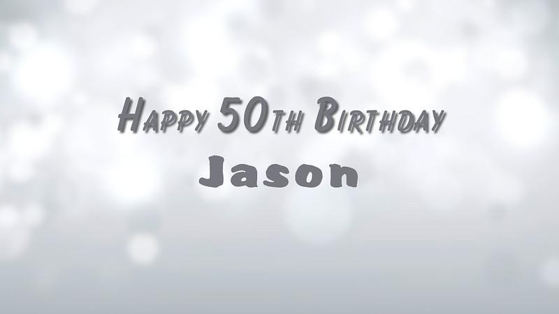Happy 50th Birthday, Jason