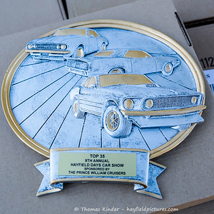 Hayfield Car Show - Awards 11/13/16