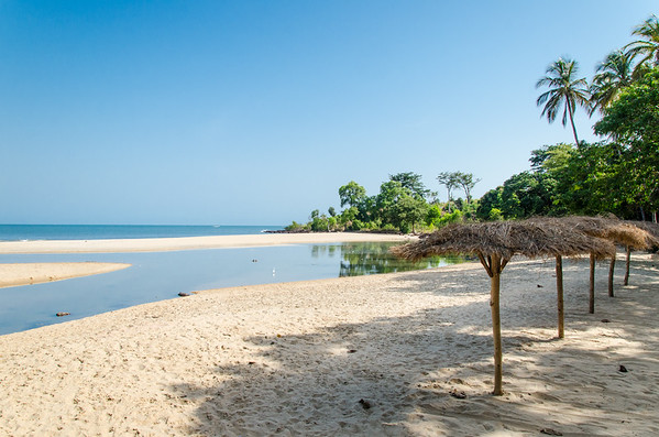 Sierra Leone - The Seaside and Sunsets