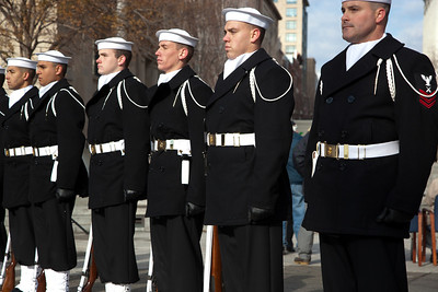 Pearl Harbor Day at the Navy Memorial - 2010
