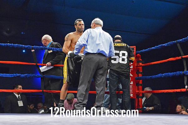 Bout 2  Jaque Lutz, Pittsburgh, PA - vs - Michael Wilmer, Huntington, WV (Lt-Hvy)