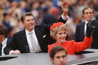 Nancy Reagan HIstorical