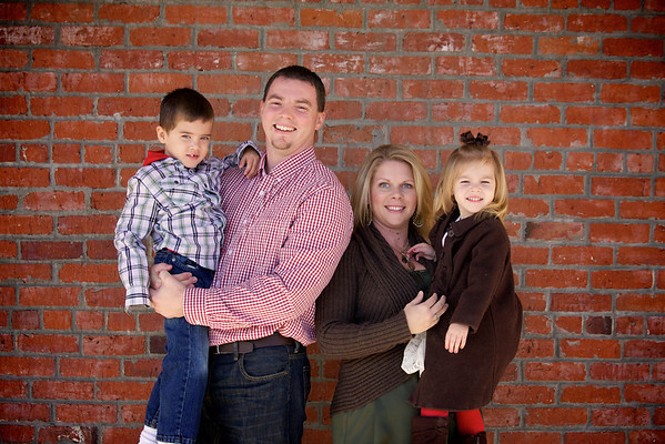 Swint Family 2012