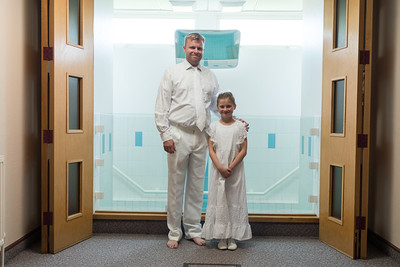 Charlotte's Baptism 2017