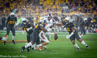 Justin Filley photos: ASU def. Oregon State