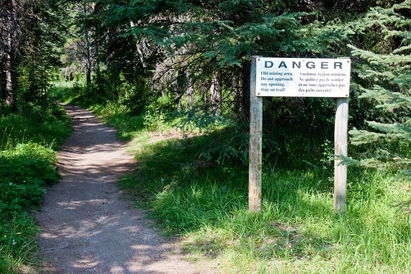 Upper Bankhead Trail