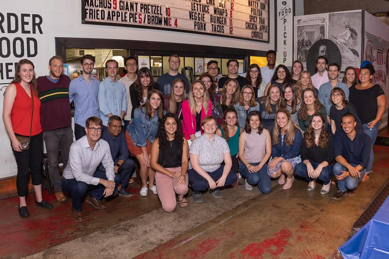 Group Photos October 2018
