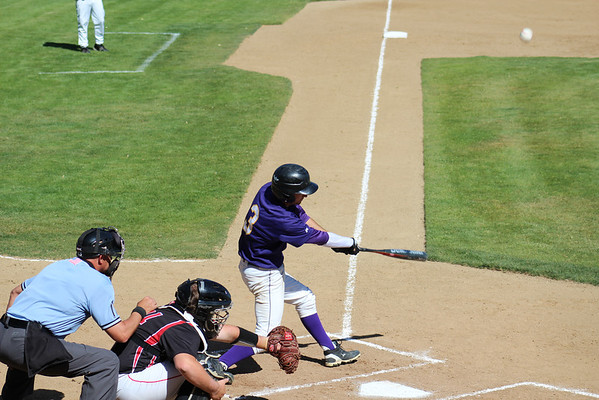 LHS Baseball Playoff 2014