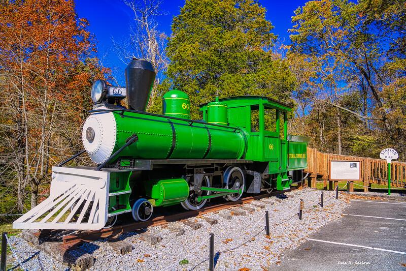 Rim Rock Railroad