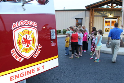 2014 Algood Fire Dept. to Trinity