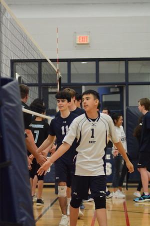 OE Boys Fresh. B Volleyball Vs Willowbrook 2019
