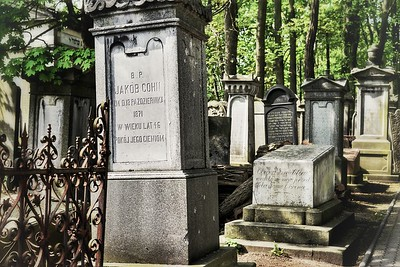Jewish Cemetery of Warsaw