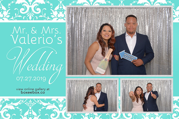 Mr. & Mrs. Valerio