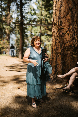 Nicole + Nick - Wickiup Reservoir, Oregon