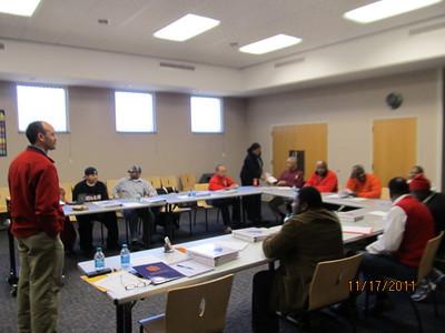 2011 Kappas Volunteering for Research