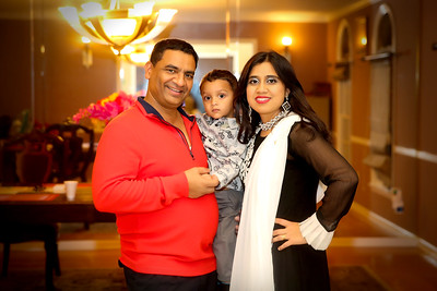 Mahek ,Umar and Zahid's Birthday
