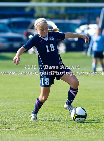 9/22/2010 - Nobles Girls Varsity Soccer vs Loomis Chaffee