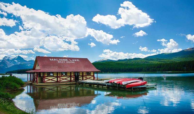 Maligne Lake, Canada.  rajguptaphotography.com
