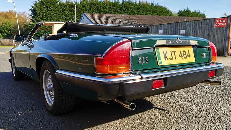 KWE XJS V12 Convertible BRG For Sale 14.jpg