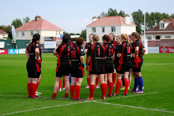 Jersey Ladies v Blackheath