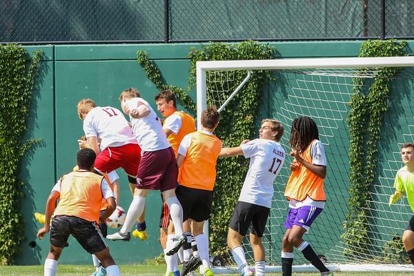 Alumni Soccer 2017