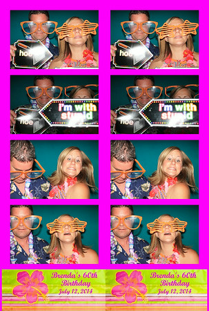 Brenda's 60th Surprise Birthday Party!