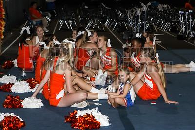 Varsity Cheer - 2015