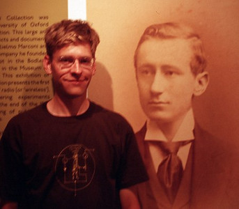 me and marconi