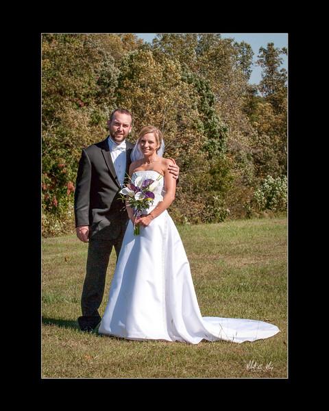 Matt and Melinda - Wedding