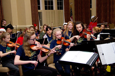 Orchestra Christmas Concert