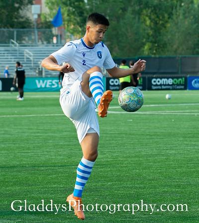 FC-Edmonton Vs Valour FC