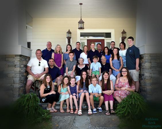 2018 Ward Family
