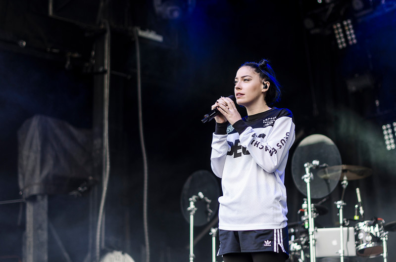 Bishop Briggs ©DarkLakePhotography - Nick Zethof | www.facebook.com/darklakephotography