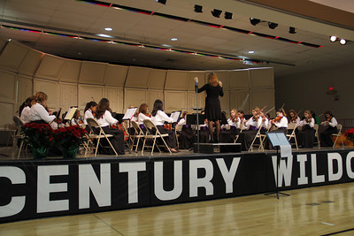 Century Jr. High Orchestras