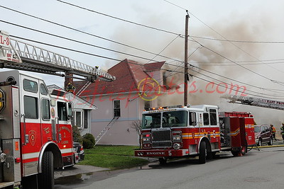 East Providence, RI 2nd Alarm Sutton Ave